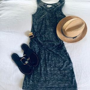 Lou & Grey space dye mini tank dress XS